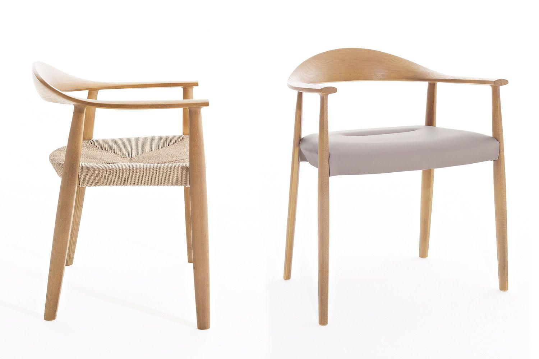 Erstaunlich Stuhl Gepolstert Foto Von Odyssée - Designer Aus Echenholz, In Der