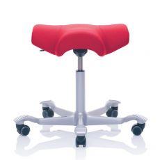 Capisco ® Puls  S3 - Sgabello girevole HÅG con altezza regolabile, seduta a sella