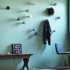 Chiodo - Miniforms coat hanger, in wood