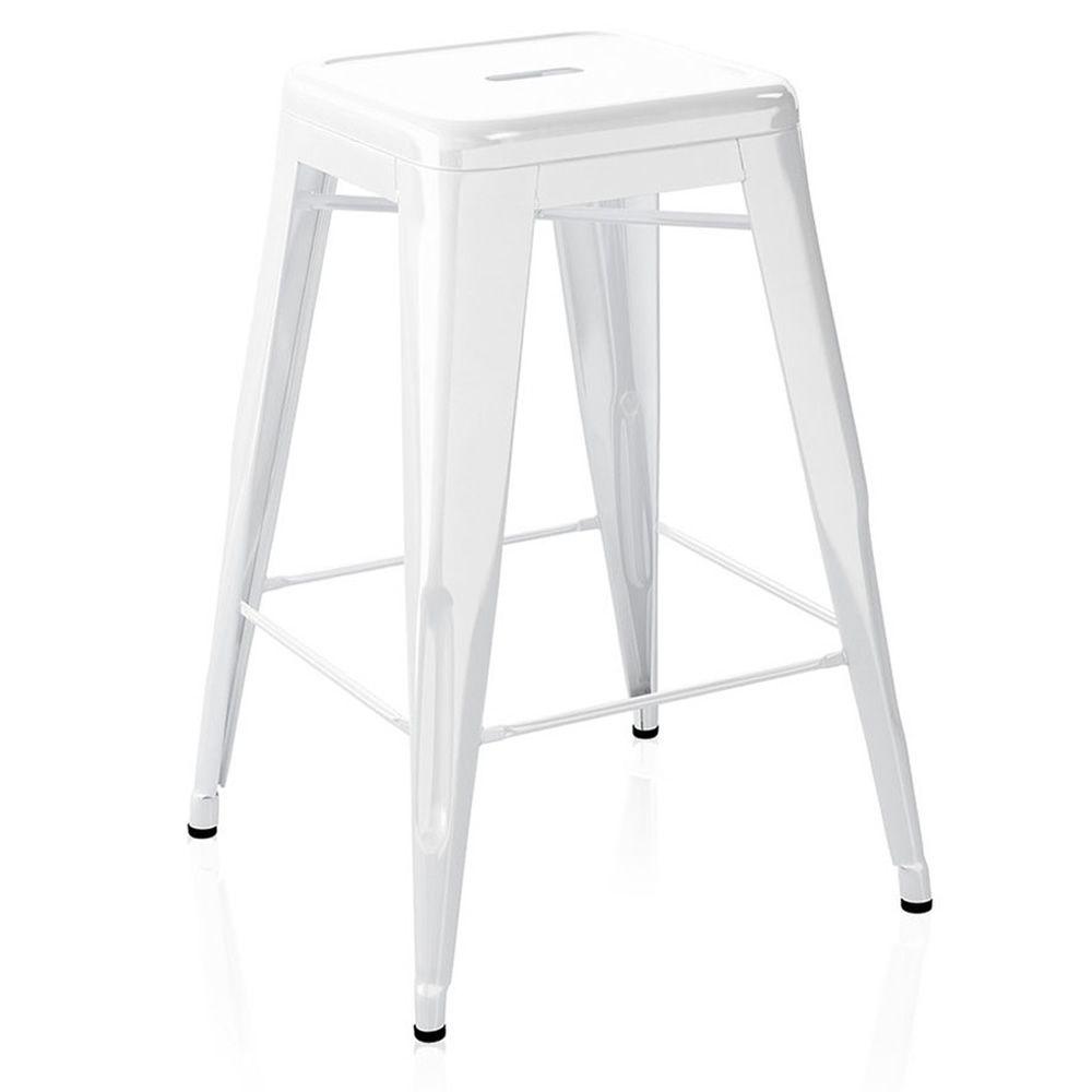 h6 tolix designer hocker aus metall stapelbar sitzh he 60 oder 65 cm sediarreda. Black Bedroom Furniture Sets. Home Design Ideas