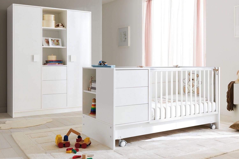 zoom wandelbares babybett pali mit schublade in verschiedenen farben verf gbar sediarreda. Black Bedroom Furniture Sets. Home Design Ideas