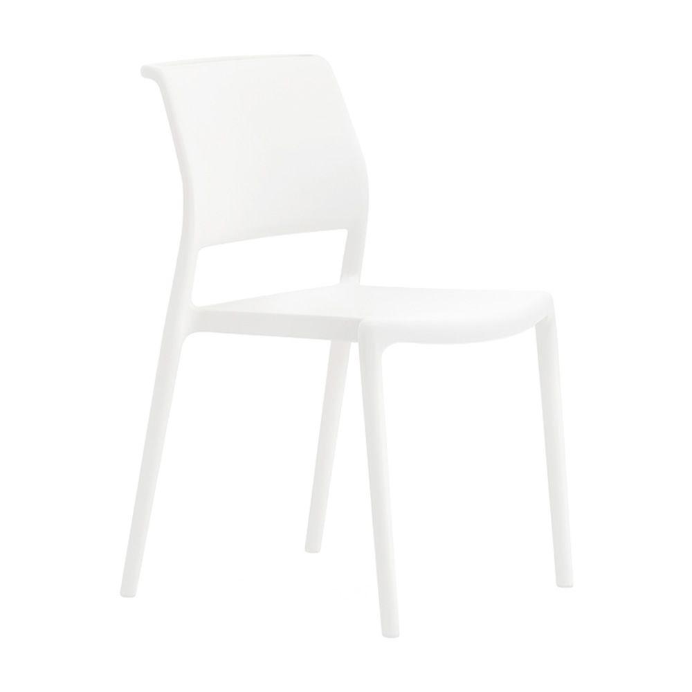 Ara 310 chaise pedrali en polypropyl ne empilable aussi for Chaise en couleur