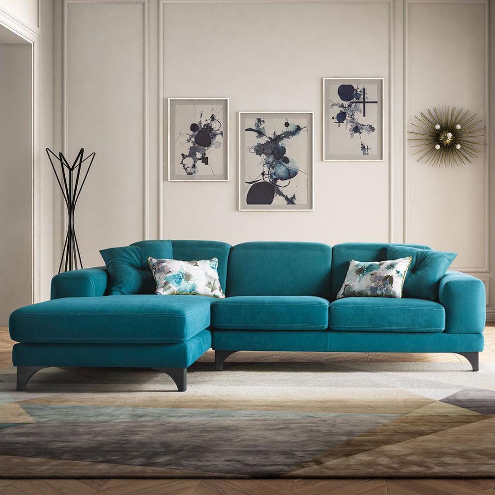 Harvey chaise longue divano a 2 3 posti o 3 posti maxi - Copridivano chaise longue su misura ...