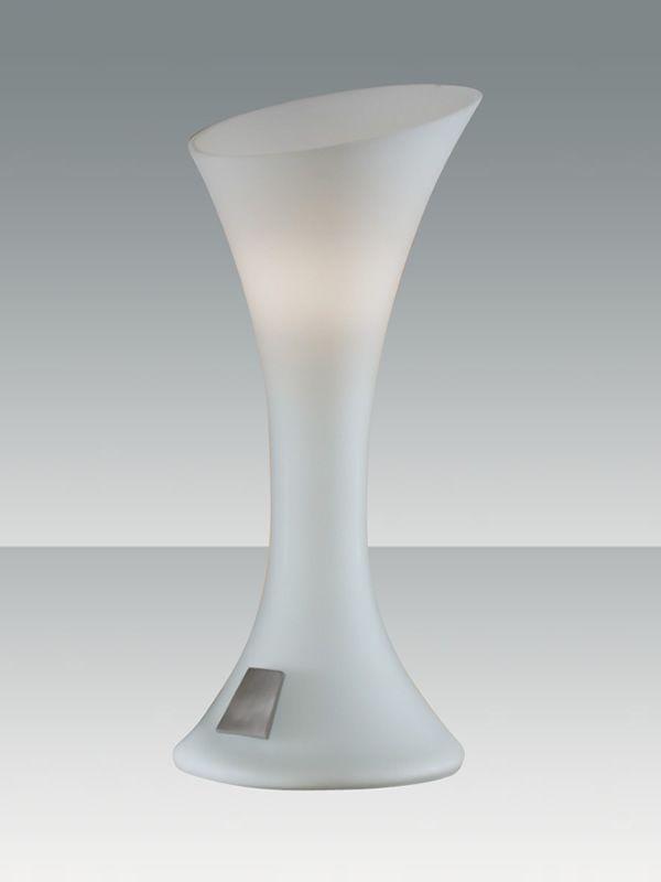 Fa2586 lampada moderna da tavolo in vetro - Lampada moderna da tavolo ...