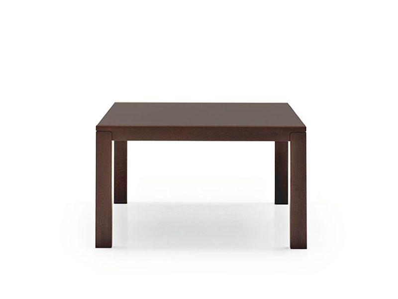 Cs4004 lr vero tavolo allungabile calligaris in legno for Tavolo vero calligaris