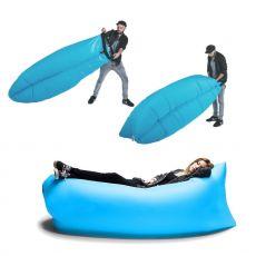 Lamzac® The Original - Pouf gonflable Fatboy en nylon, plusieurs couleurs disponibles