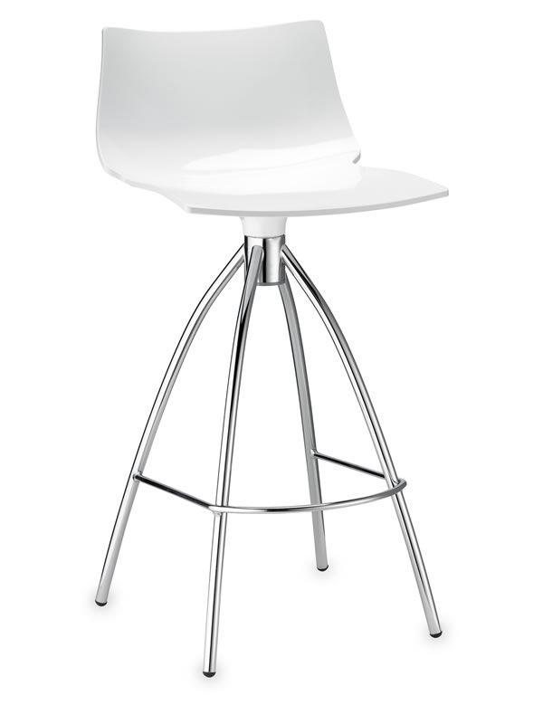 sc2293 daylight pour bars et restaurants tabouret pour bar en acier et polycarbonate. Black Bedroom Furniture Sets. Home Design Ideas