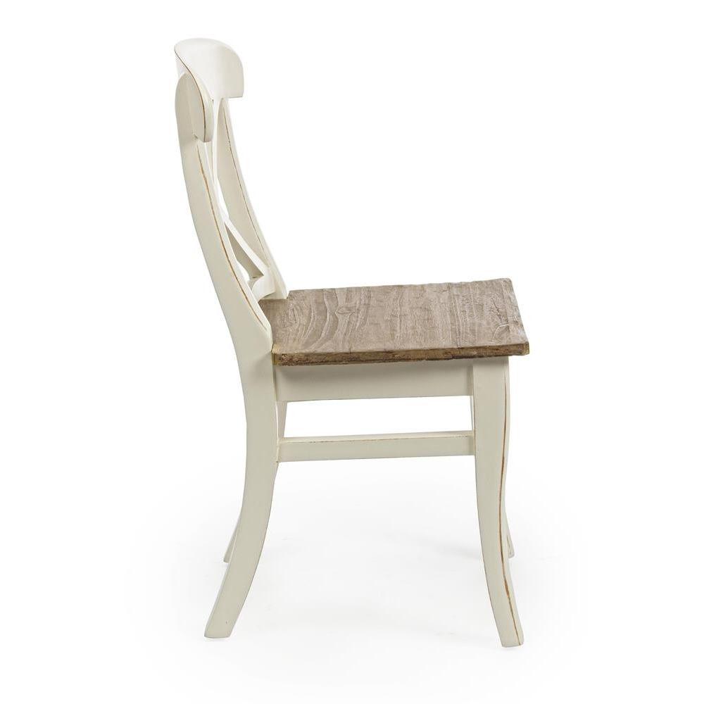 johannesburg shabby chic chair in indonesian wood and teak wood sediarreda online sale. Black Bedroom Furniture Sets. Home Design Ideas
