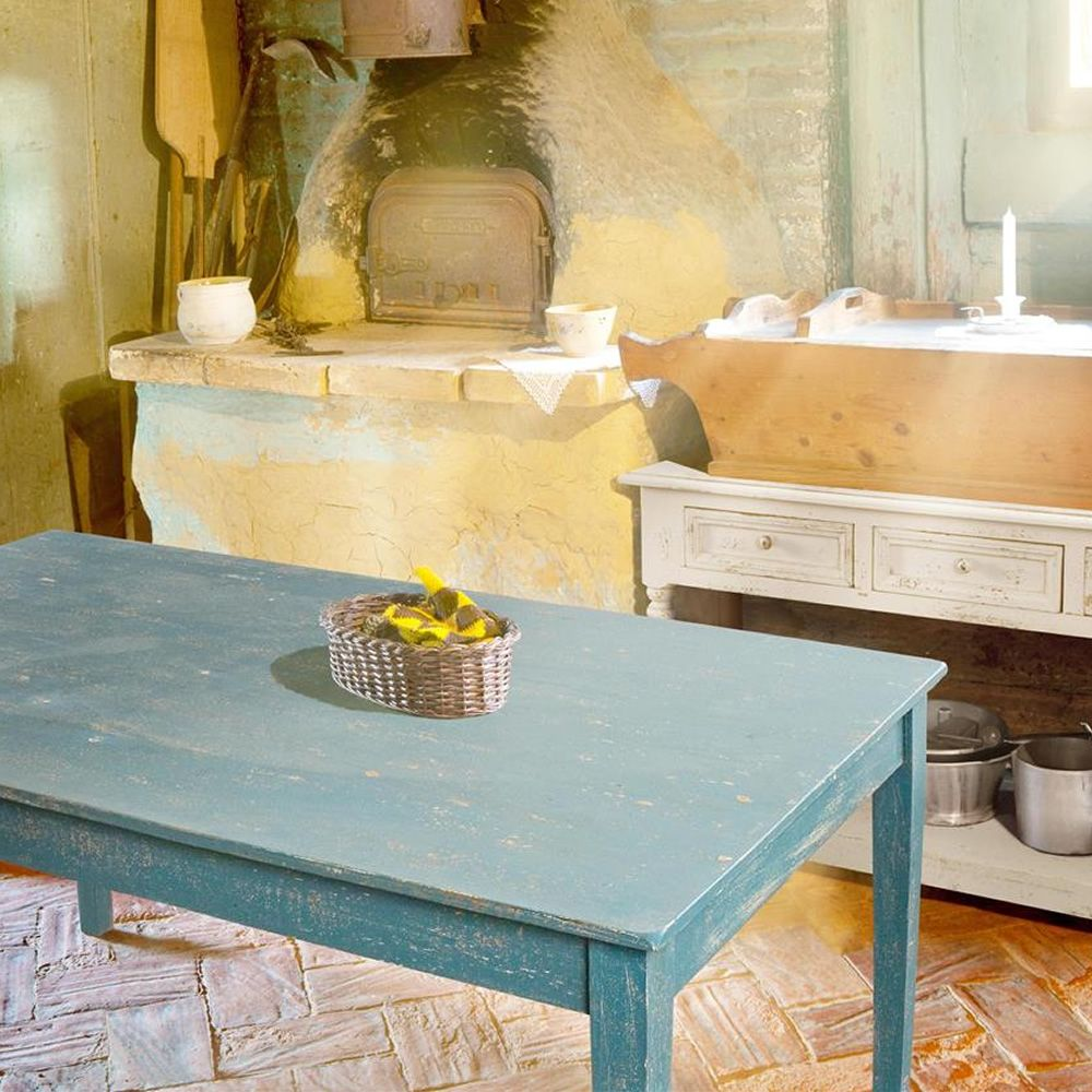 costanzo tisch shabby chic aus holz fest 180x90 cm. Black Bedroom Furniture Sets. Home Design Ideas