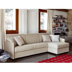 Aloe - Divano letto a 2 o 3 posti maxi, con chaise longue ...