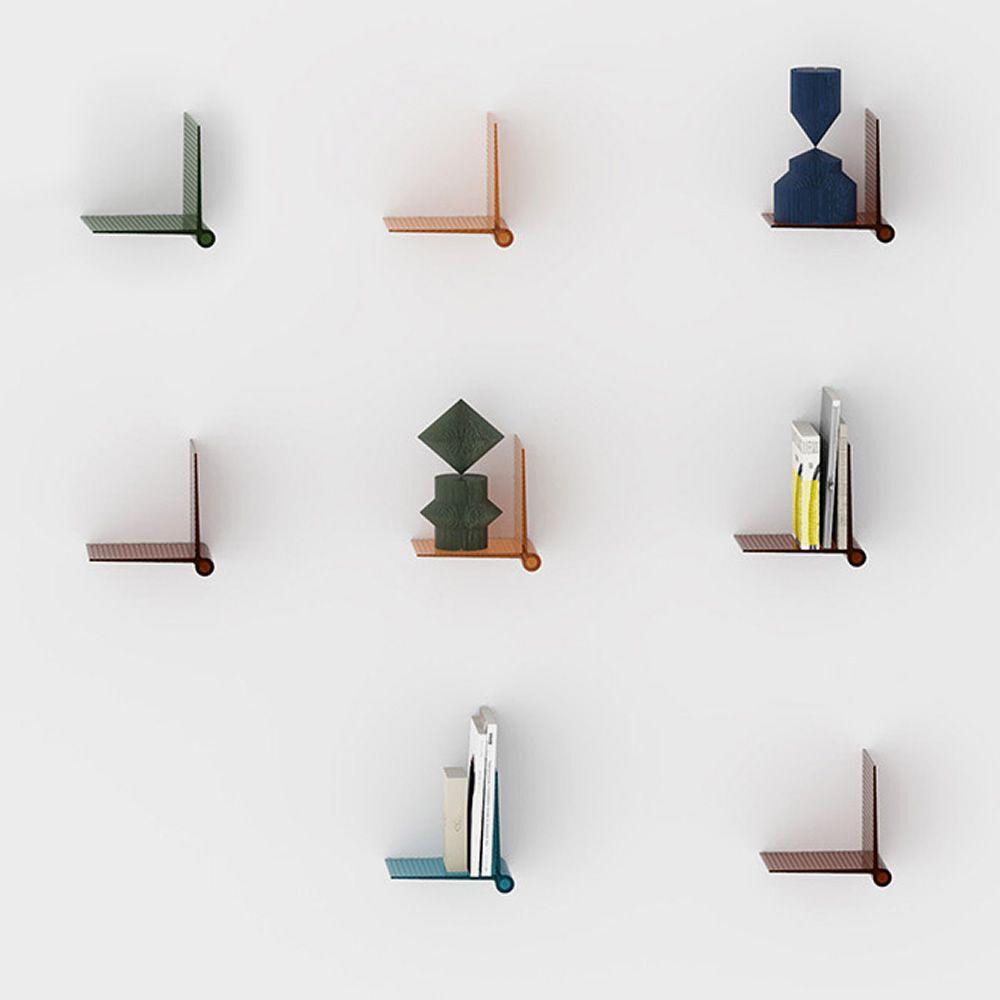 kite shelves tag re design kartell en m thacrylate disponible en diff rentes couleurs. Black Bedroom Furniture Sets. Home Design Ideas