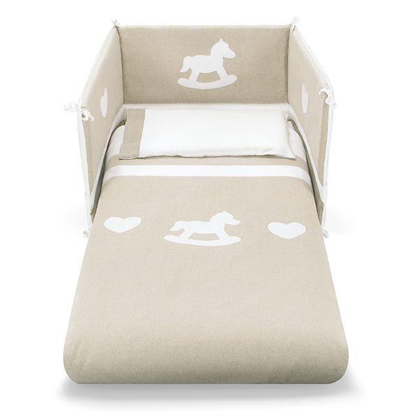 Anouk set | Set letto