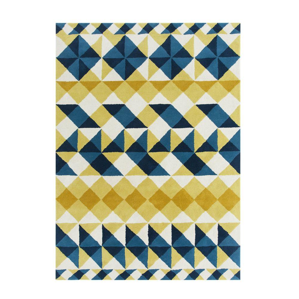 mosa ek design teppich aus wolle in verschiedenen. Black Bedroom Furniture Sets. Home Design Ideas