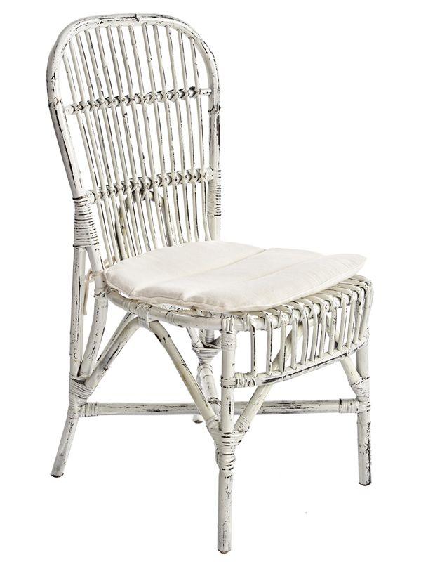 Como fauteuil en rotang diff rentes couleurs avec - Chaise en couleur ...