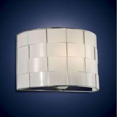 FA3136DP - Lampada da parete in metallo e policarbonato