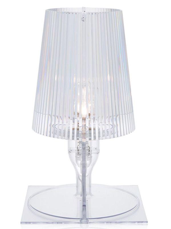 take lampada da tavolo kartell in policarbonato in
