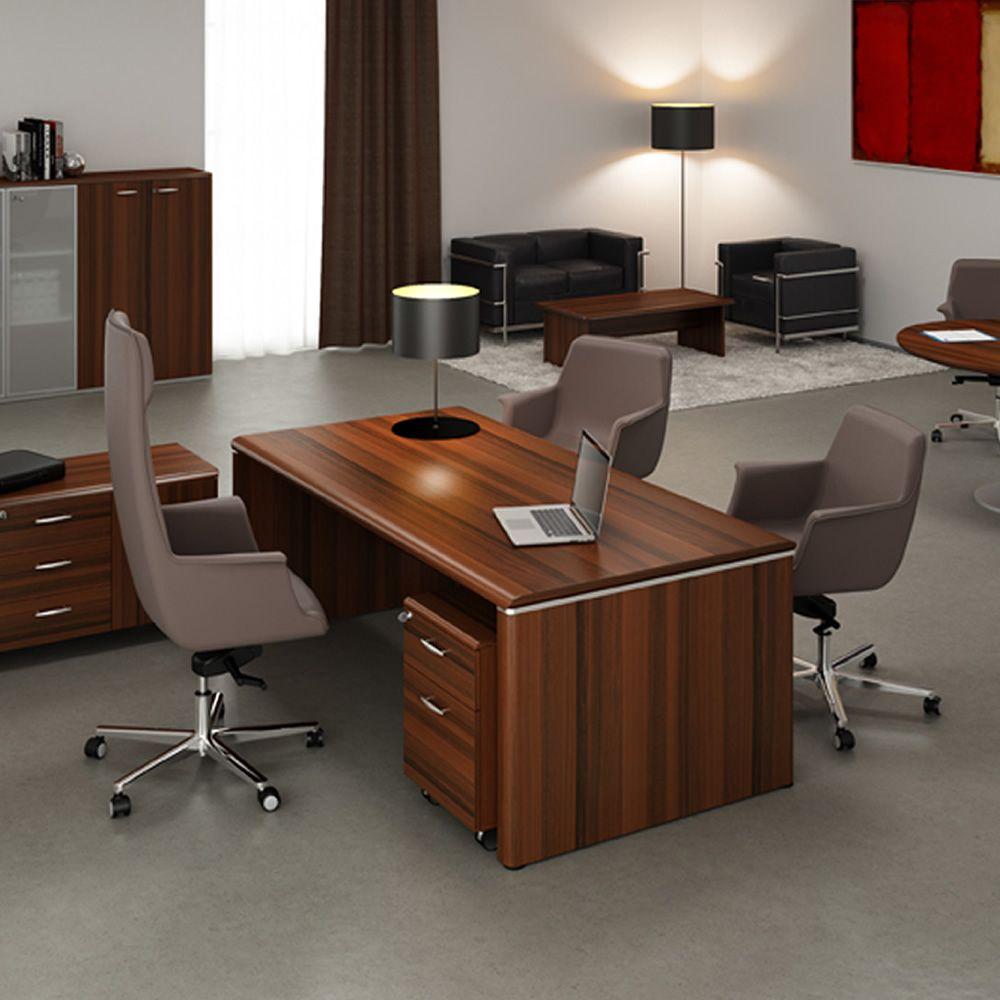 Daphne low poltrona direzionale schienale basso for Arredo ufficio direzionale offerte