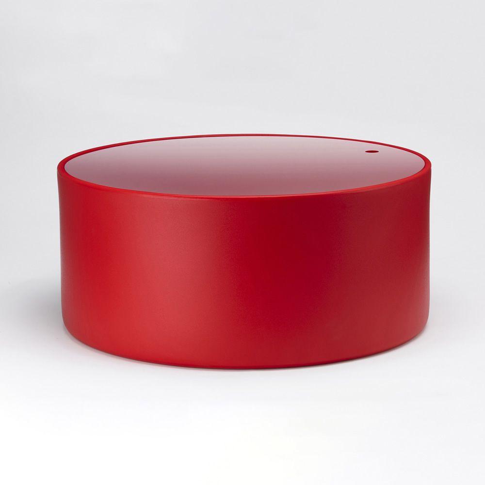 wow 470 niedriger tisch oder container von pedrali aus polyethylen verschiedenen farben. Black Bedroom Furniture Sets. Home Design Ideas