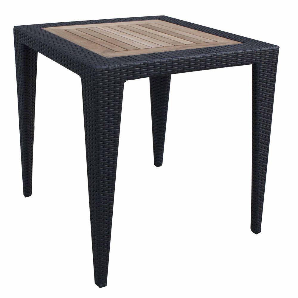 Ch t04 per bar e ristoranti tavolo per bar e ristorante for Piano in legno per tavolo