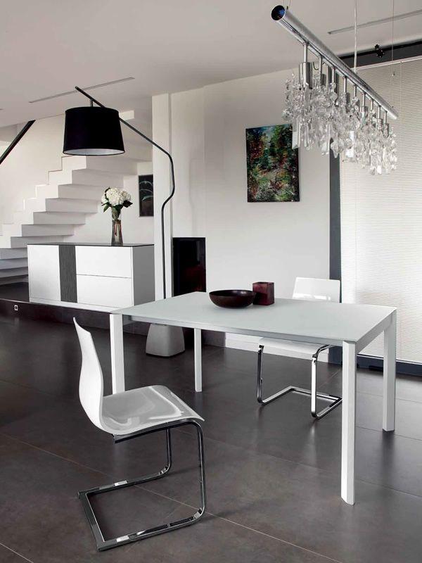 Web 140 l mesa domitalia en madera con tapa en for Mesa cristal 140 x 90