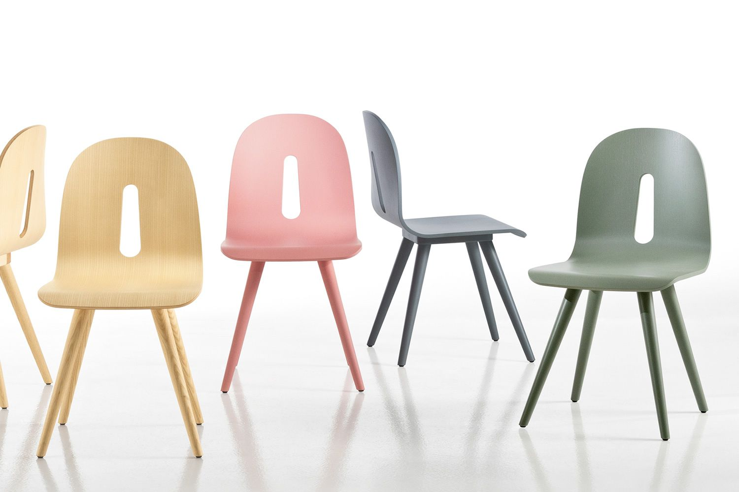 Gotham woody w sedia di design chairs more in legno