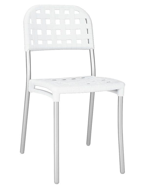 alaska pour bars et restaurants chaise en m tal assise en r sine empilable diff rentes. Black Bedroom Furniture Sets. Home Design Ideas