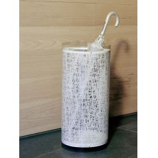 Calicot - Design umbrella stand made of polycarbonate