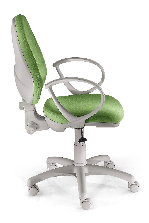 Bagger sedia operativa per ufficio struttura grigia o for Outlet ufficio