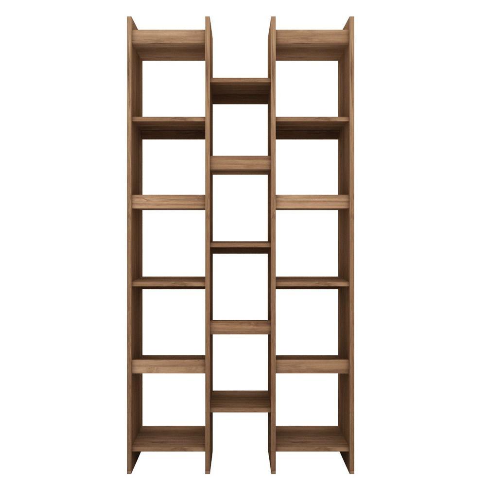 mozaik biblioth que ethnicraft en bois disponible en. Black Bedroom Furniture Sets. Home Design Ideas