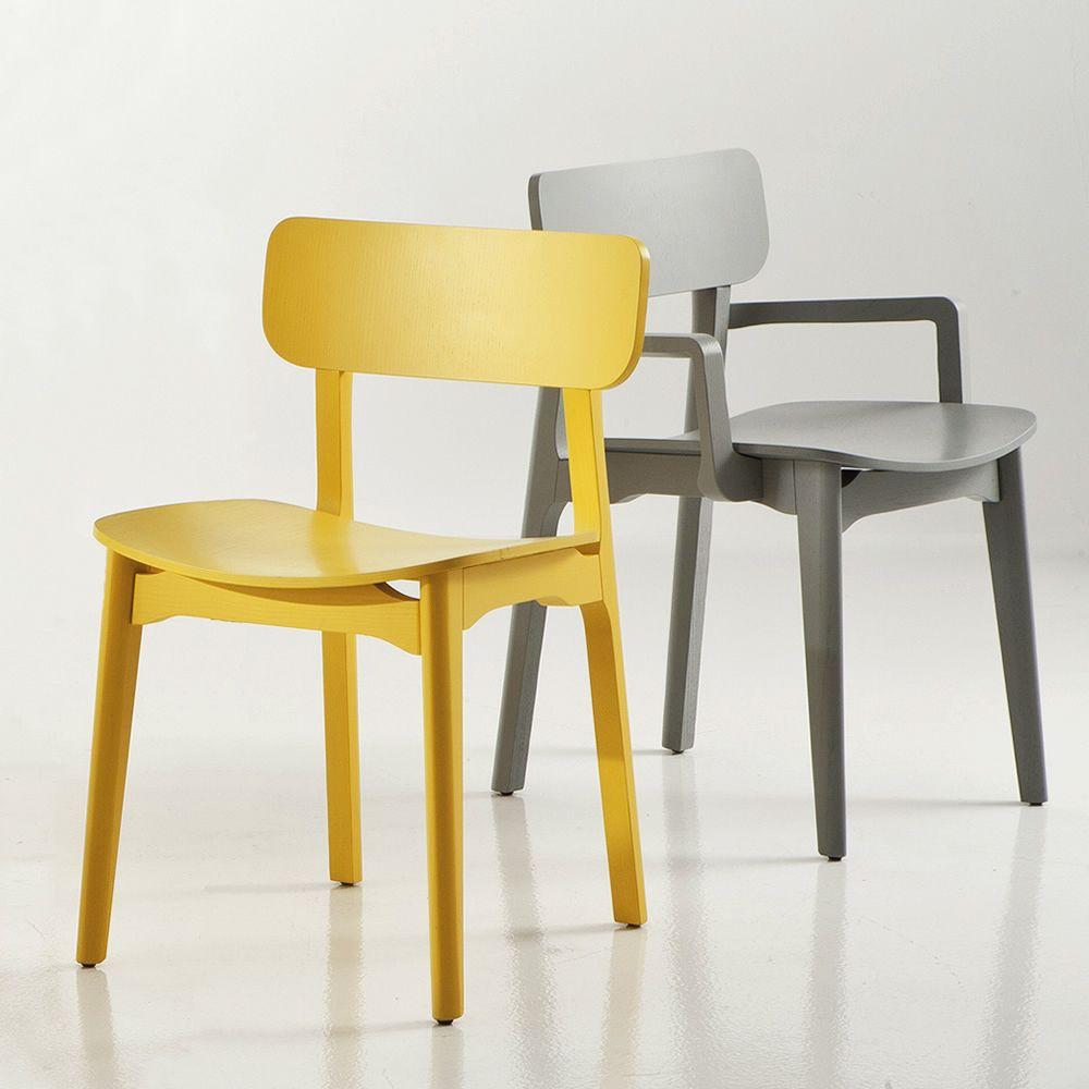 Cacao chaise design chairs more en bois disponible en for Chaises en couleur design
