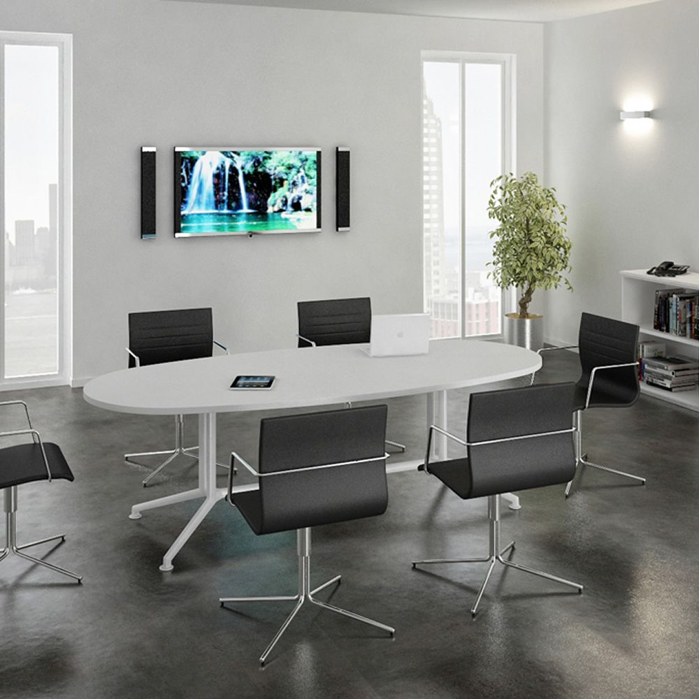 Office x2 meet o tavolo per sala riunioni o grande for Tavolo sala