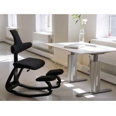 Thatsit™ Balans® - Ergonomischer Stuhl Thatsit™Balans® mit Rückenlehne