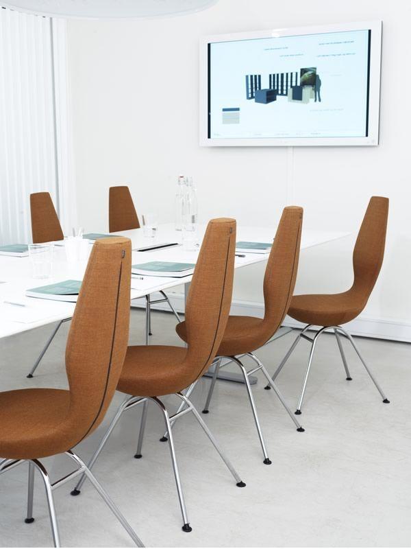 Date sedia ergonomica date in metallo con seduta for Sedia ufficio varier