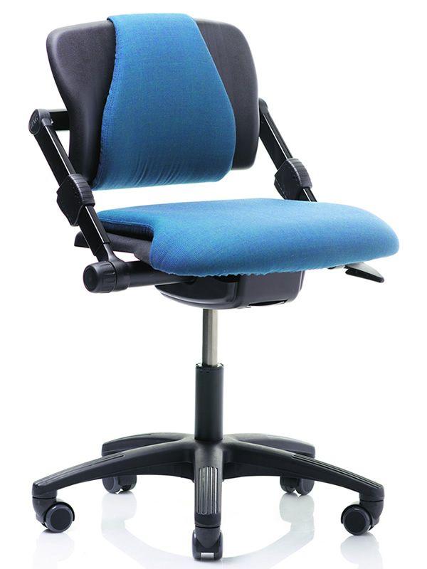 H03 ® - Silla ergonómica de oficina HÅG, con o sin reposabrazos ...