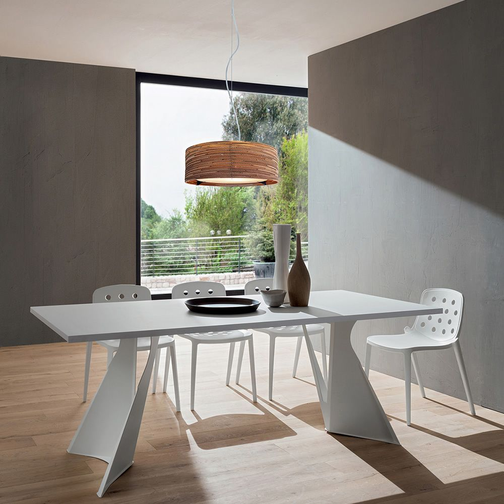 Pa135 metal table with 170x100 or 200x100 cm top for Table 200x100