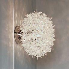 Bloom W - Lámpara de techo Kartell en tecnopolímero, disponible en varios colores y tamaños