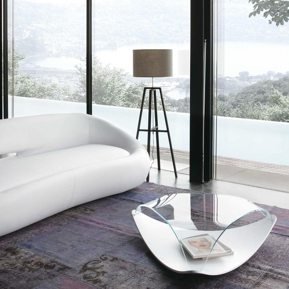 tonin casa wohnzimmertisch aus holz und glas 8194 quiet sediarreda. Black Bedroom Furniture Sets. Home Design Ideas