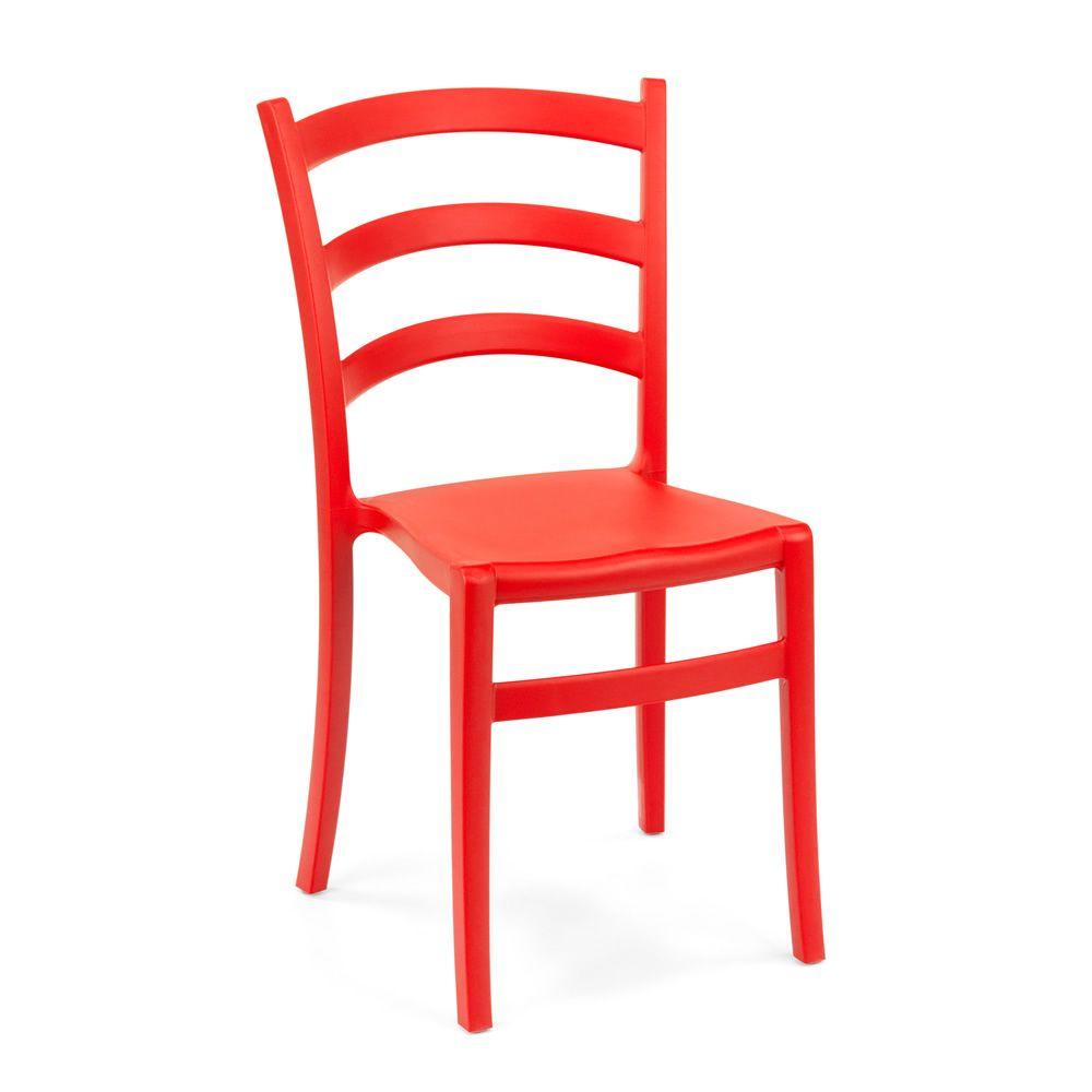 Italia 150 chaise colico en polypropyl ne empilable for Chaises de couleur design