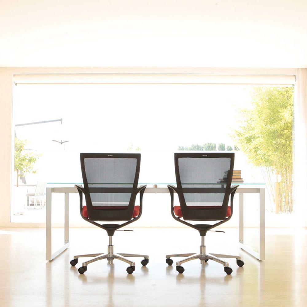 X chair host chaise de bureau directionnel avec ou sans - Roue de chaise de bureau ...