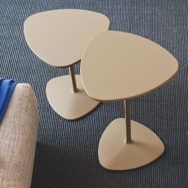 cb5061 islands beitelltisch connubia calligaris aus metall platte aus laminat verschiedene. Black Bedroom Furniture Sets. Home Design Ideas