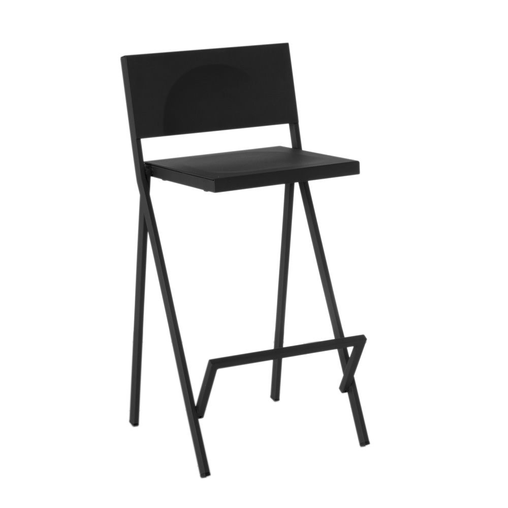 mia s pour bars et restaurants tabouret haut en m tal en diff rentes couleurs hauteur assise. Black Bedroom Furniture Sets. Home Design Ideas