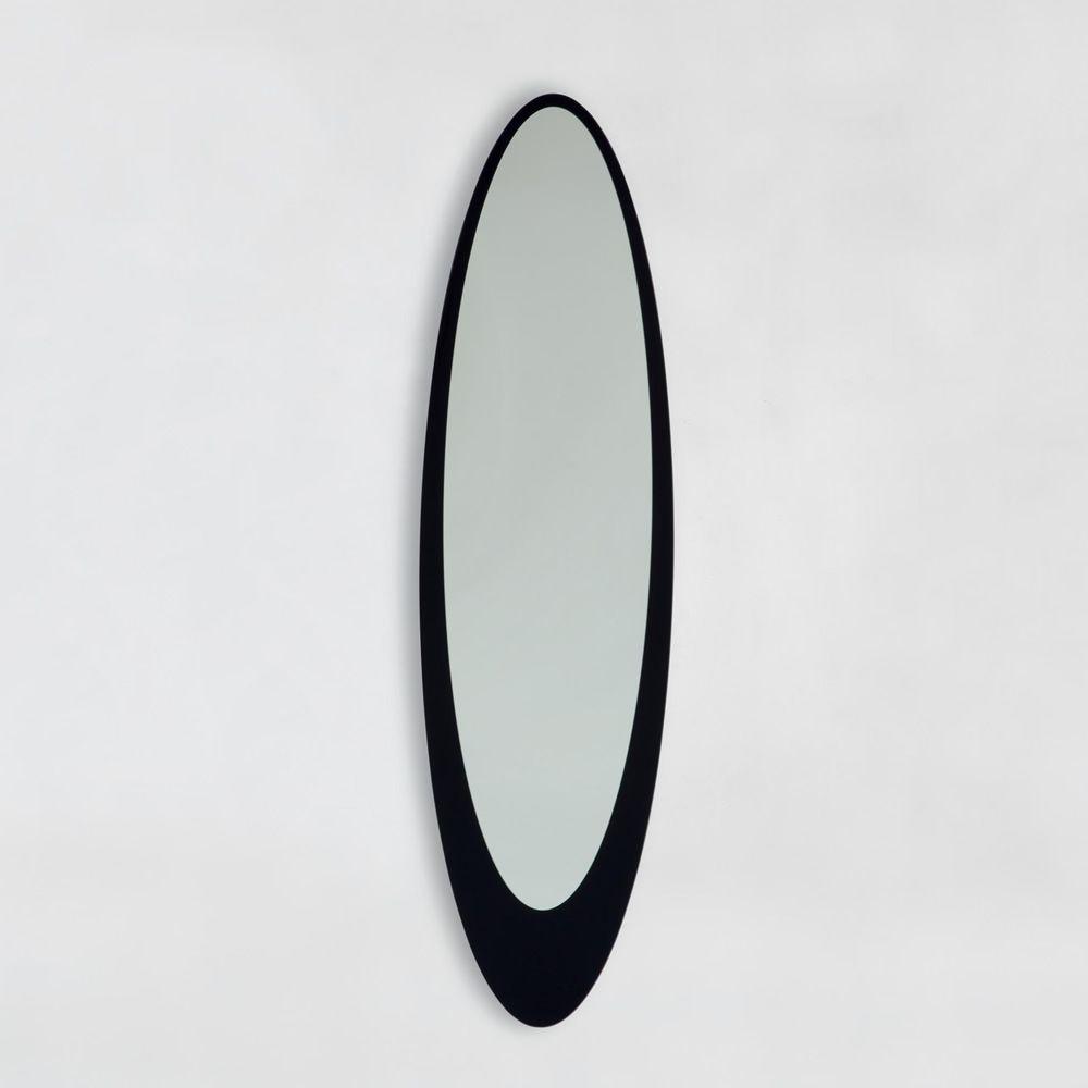 Olmi 7507 espejo el ptico tonin casa con marco de cristal for Espejo marco negro