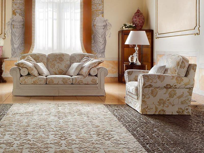 artemide klassisches 2 3 sitzer oder 3 sitzer sofa xl mit stoff oder kunstlederbezug ganz. Black Bedroom Furniture Sets. Home Design Ideas