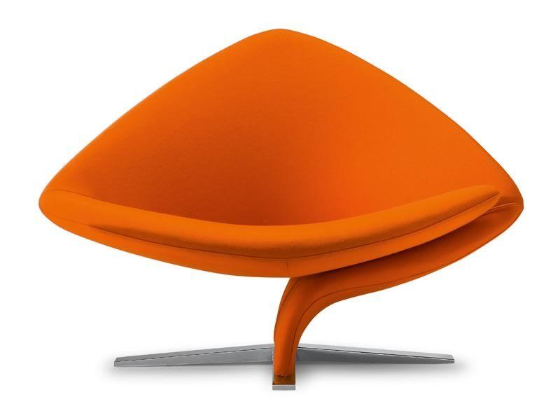 One for two poltrona design di tonon in pelle o tessuto - Poltrone di design moderno ...