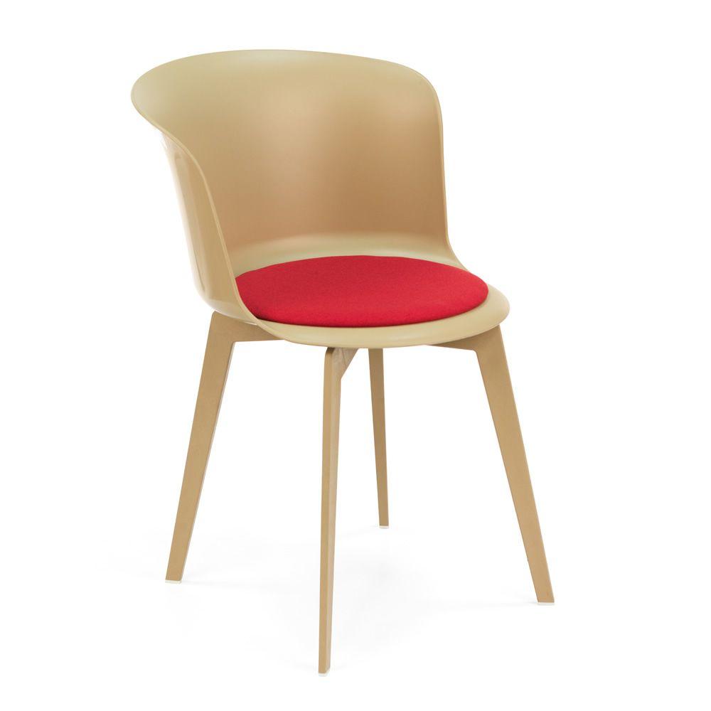 epica designer stuhl aus technopolymer auch drehbar. Black Bedroom Furniture Sets. Home Design Ideas