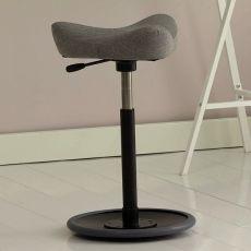 Move™ Small - Sgabello ergonomico Variér®, girevole con altezza regolabile, disponibile in diversi colori