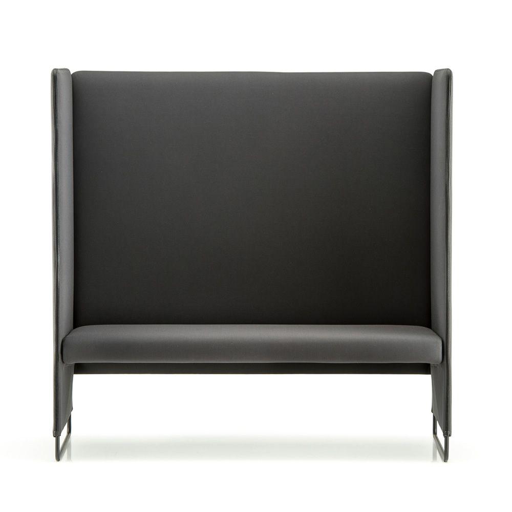 zippo pour bars et restaurants canap rembourr pour restaurants et bars 2 places avec. Black Bedroom Furniture Sets. Home Design Ideas
