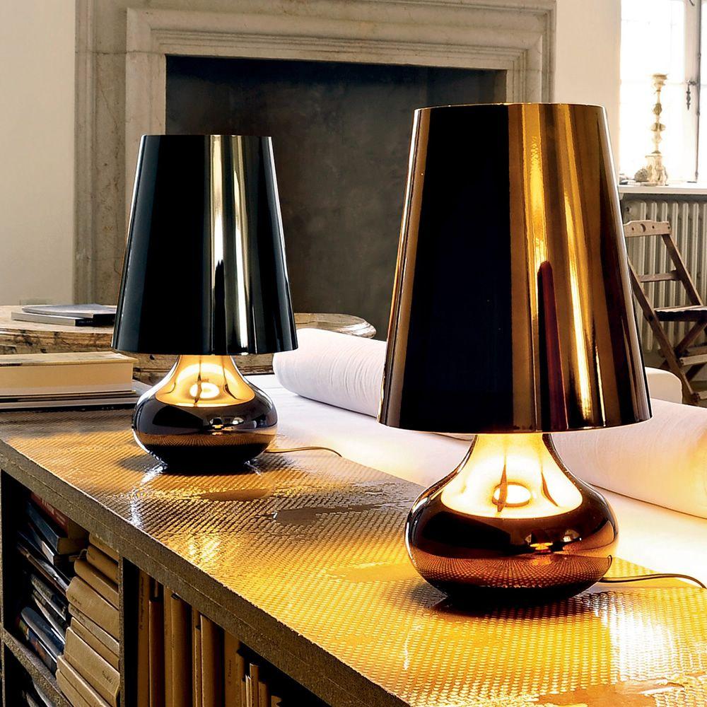 Cindy kartell table lamp made of abs in several colours cindy designer table lamp geotapseo Image collections