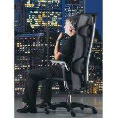 H09 ® Inspiration 2 - Silla ergonómica de oficina HÅG, con respaldo alto