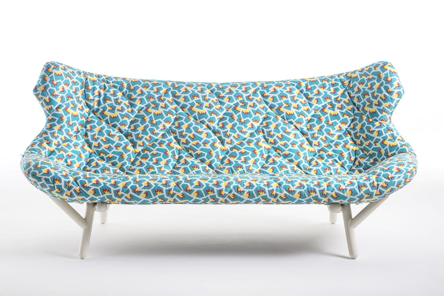 Foliage Sofa by Sottsass: Design sofa Kartell goes Sottsass series ... for Ettore Sottsass Sofa  565ane